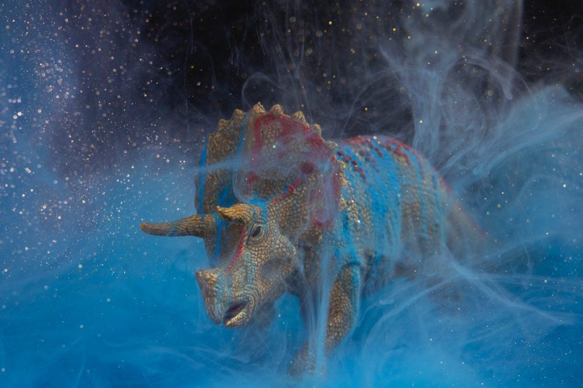 les dinosaures qui fascinent